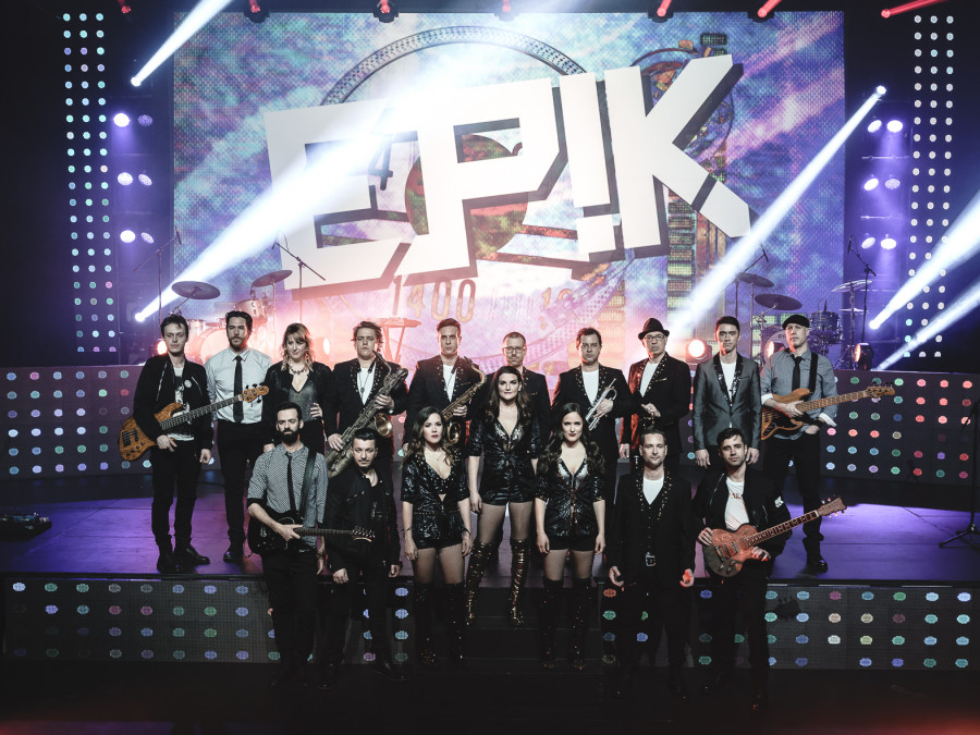 Ultimate Entertainment- EPIK PROJEK